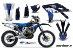 Yamaha WR450F Motocross Dirt Bike Graphic Kit - 2012-2015