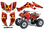 Honda TRX300EX ATV Quad Graphic Kit 300EX 2007-2013
