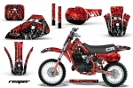 Honda CR60 Motocross Graphic Kit 1984-1985 (all designs available)