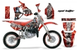 Honda XR250 SM Super Moto Graphic Kit 2003-2005 (all designs available)