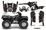 Polaris Sportsman 500 ATV Quad Graphic Kit - 1995-2004