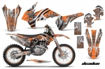 KTM C9 Dirt Bike Graphic Kit SX/SX-F/XC/XC-F 125-450 2013-2015