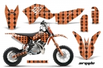 KTM SX50 Adventurer,Jr,Sr Motocross Graphic Kit 2009-2015