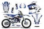 Yamaha WR 250Z Motocross Dirt Bike Graphic Kit (1991-1993)