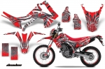Honda CRF250L/250M Enduro Motocross Graphic Kit 2013-2016