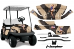 Club Car Golf Cart Precedent i2 Graphic Kit 2008-2013