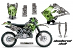 Kawasaki Motocross Dirt Bike Graphic Kit KDX200 1995-2006 - KDX220 1997-2005