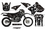 Kawasaki Motocross Dirt Bike Graphic Kit KLX400 - 2000-2009