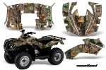 Honda Recon ES Fourtrax ATV Quad Graphic Kit 2005-2014