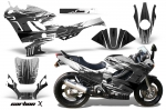 Suzuki GSXR 600F/750F Katana Sport Bike Graphic Kit (1988-1997)