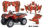 Honda Rancher/Rancher AT ATV Graphic Kit - 2007-2013