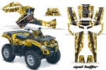 Can-Am Outlander EFI 500/650 2012-2015 ATV Quad Graphic Kit