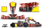 Tony Kart Cadet - Kart Graphic Decal Kit
