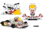KG Freeline Birel Cadet - Kart Graphic Decal Kit
