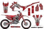 Honda CRF450R Motocross Graphic Kit 2013-2016
