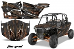 Polaris RZR 1000 XP 4 Door UTV RZR1000 Graphic Kit 2013+