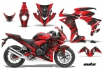 Honda CBR 500R Sport Bike Graphic Kit (2013-2014)