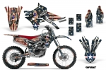 Yamaha YZ250F YZ450F 14-17 Dirt Bike Graphic Kit