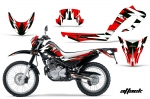 Yamaha XT250X Dirt Bike Graphic Kit - 2006-2016