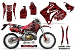 Honda CRM 250 AR Motocross MX Graphic Kit (All Designs Available)