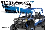 Polaris RZR 900 XP Door Graphic Kit - 4 Door (select your door and design)