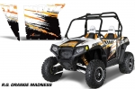 Polaris RZR 800 Door Graphic Kit - 2 Door (select your door and design)