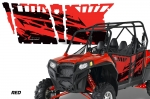 Polaris RZR 800 Door Graphic Kit - 4 Door (select your door and design)