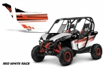 Can Am Maverick Door Graphic Kit - 2 Door (select your door and design)