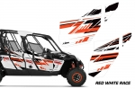 Can Am Maverick Door Graphic Kit - 4 Door (select your door and design)