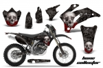 Yamaha WR450F Motocross Dirt Bike Graphic Kit - 2007-2011