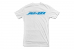 NEW!! AMR Racing Premium White T-Shirt - Infinity