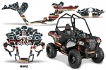 Polaris Sportsman ACE ATV Quad Graphic Kit - 2014+