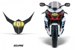 Head Light Eye Graphics for 2010-2013 Suzuki GSXR 1000R, Many Designs to Choose from!