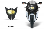 Head Light Eye Graphics for 2011-2014 Suzuki GSXR 750R, Many Designs to Choose from!