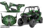 Polaris RZR 900S UTV Graphic Wrap Kit - 2015-2016
