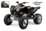 Ed Hardy Quad Graphic Kit - Kawasaki
