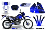 Suzuki DRZ 200 SE Dirt Bikes Graphic Kit 1996-2009