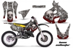 Suzuki RM 125 Dirt Bikes Graphic Kit 1999-2000