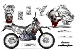 Suzuki RMX 250S Dirt Bikes Graphic Kit 1996-1998
