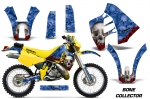 Suzuki RMX 250 Dirt Bikes Graphic Kit 1989-1998