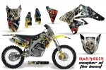 Suzuki RMZ 250 Dirt Bikes Graphic Kit 2007-2009