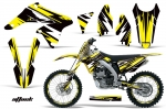 Suzuki RMZ 250 Dirt Bikes Graphic Kit 2010-2016