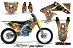 Suzuki RMZ 450 Dirt Bikes Graphic Kit 2008-2016
