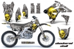 Suzuki RMZ 450 Dirt Bikes Graphic Kit 2007