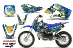 Suzuki DRZ 110/RM 65 Dirt Bikes Graphic Kit All Years
