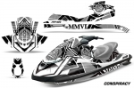 Yamaha Wave Runner Jet Ski Graphic Wrap Kit 2002-2005