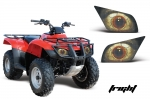 Head Light Eye Graphics for Honda Recon, 7 Designs to Choose! - FREE SHIPPING