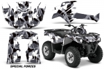 Can-Am Outlander-L 2014-2015 ATV Quad Graphic Kit
