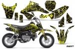 Suzuki DRZ 70 Dirt Bikes Graphic Kit 2015-2016