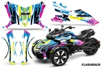 Can Am F3-S Spyder Graphic Kit